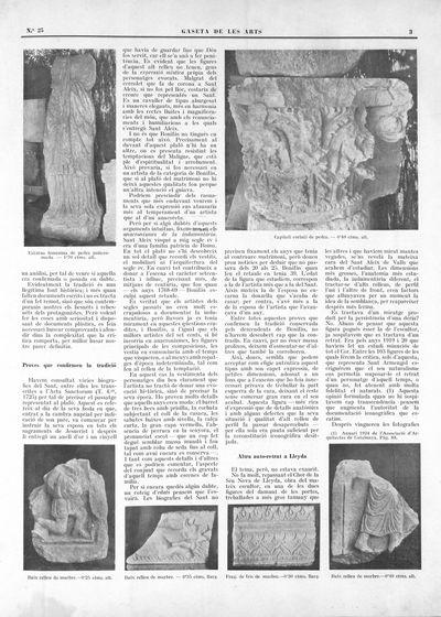 Capitell corinti de pedra