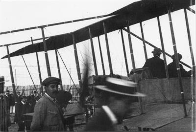Monoplano 'Poumet'