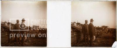 Prima Guerra Mondiale. Uomini dietro le barricate