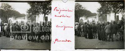 Prigionieri austriaci. Cervignano