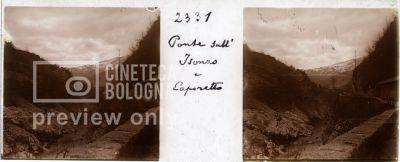Ponte sull'Isonzo a Caporetto