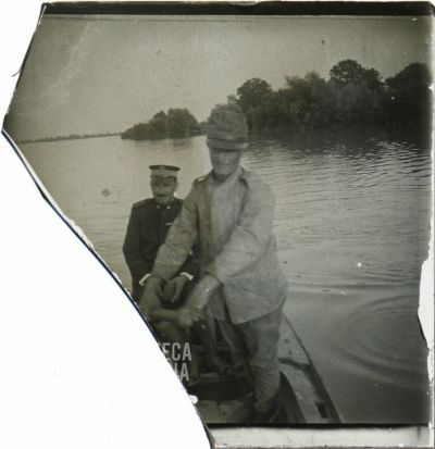 Prima Guerra Mondiale. Militari
