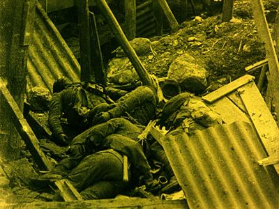 UNIDENTIFIED FILM: THE ROYAL ITALIAN ARMY ON THE TAGLIAMENTO RIVER