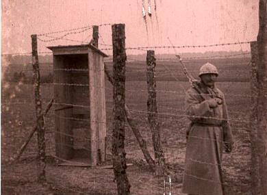 Prisonniers allemands des combats de Verdun