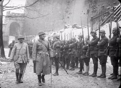 A Verdun, le terrain reconquis