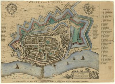 Deventer in 1649