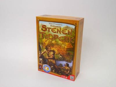 Overleven in het stenen tijdperk. Speelgoed van het jaar 2012 voor kinderen van 10 +