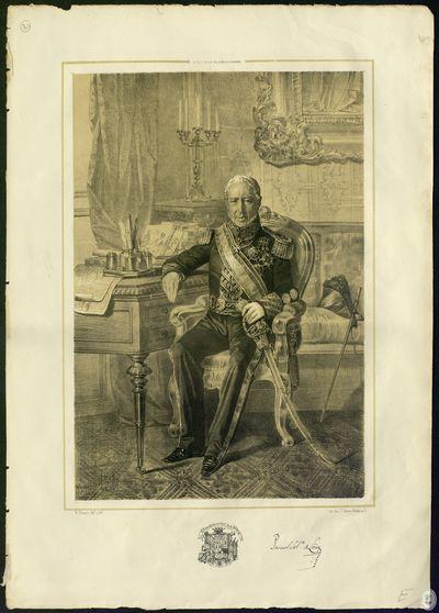Pascual Sebastian de Liñan [Material gráfico]