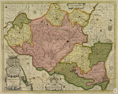 Arragonia Regnum [Material cartográfico]