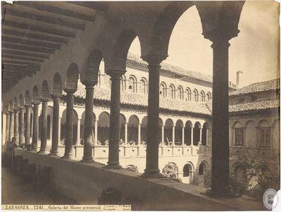 Zaragoza [Material gráfico] : 1741 : Galería del Museo provincial