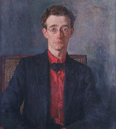 Portrait of Lennox Robinson