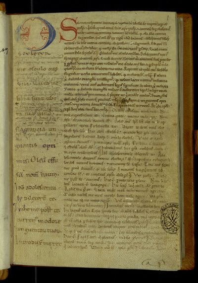 Roma, Biblioteca Universitaria Alessandrina, Manoscritti, ms.169