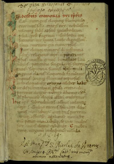 Roma, Biblioteca Universitaria Alessandrina, Manoscritti, ms.200