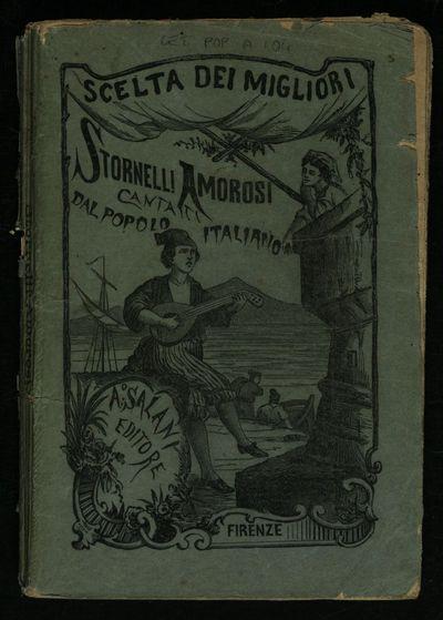 Raccolta di stornelli popolari cantati dal popolo italiano