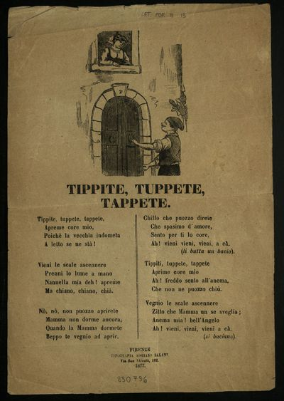 Tippite, tuppete, tappete
