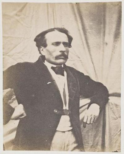 tirage photographique ; Théophile Guérin