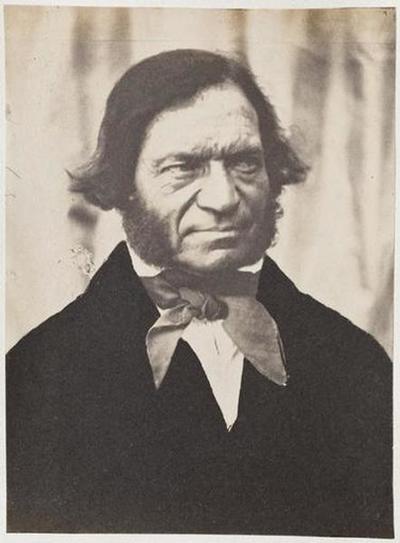 tirage photographique ; Portrait d'homme non identifié