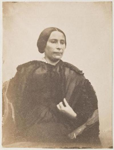 tirage photographique ; Madame Le Flô
