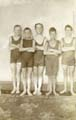 Boys Dressed for Sports, National School, Claye Street, Long Eaton, c 1920s