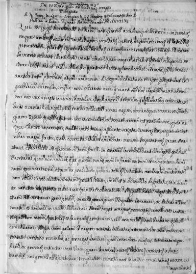 De IV Evangeliis ab Ecclesia receptis disceptatio