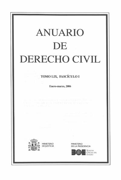 Un comentario desde Aragón sobre el artículo 1331 del código civil