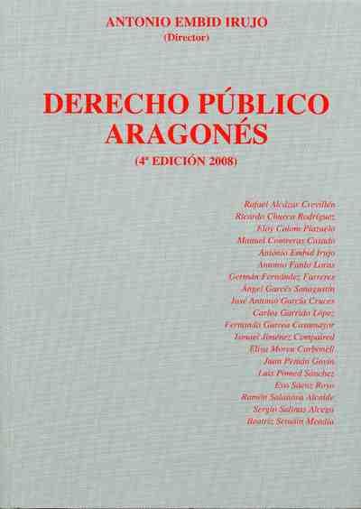 La organización territorial de Aragón