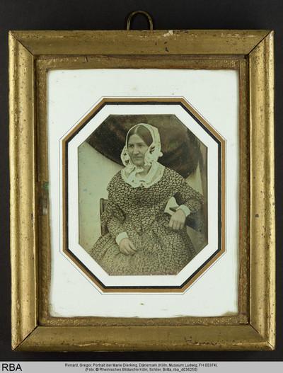 Portrait der Marie Dierking