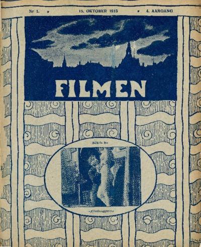 Filmen Nr. 1 - 4. AARGANG 1915 (1-10)