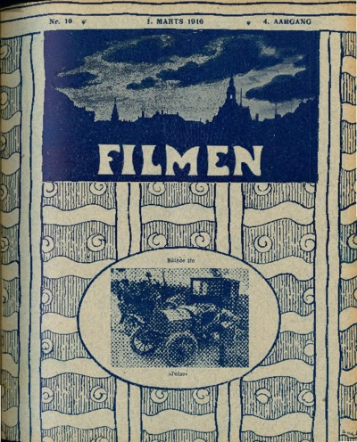 Filmen Nr. 10 - 4. AARGANG 1916 (87-98)