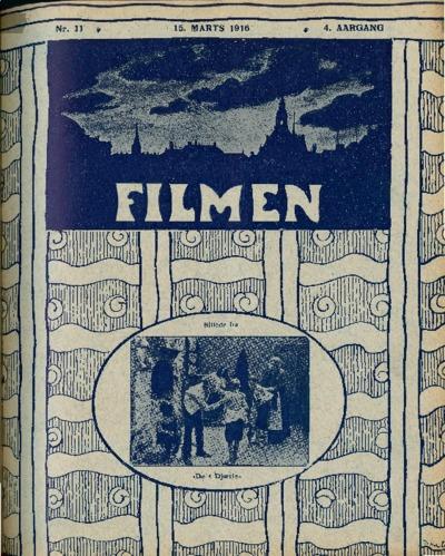 Filmen Nr. 11 - 4. AARGANG 1916 (99-106)