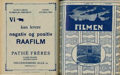 Filmen Nr. 12 - 4. AARGANG 1916 (107-118)
