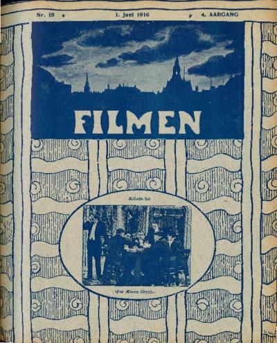 Filmen Nr. 16 - 4. AARGANG 1916 (143-150)