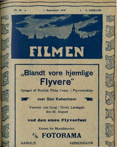 Filmen Nr. 22 - 4. AARGANG 1916 (203-210)