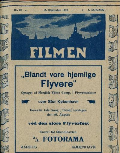 Filmen Nr. 23 - 4. AARGANG 1916 (211-222)