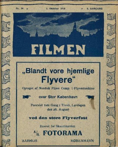 Filmen Nr. 24 - 4. AARGANG 1916 (223-234)