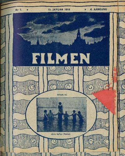 Filmen Nr. 7 - 4. AARGANG 1916 (59-66)