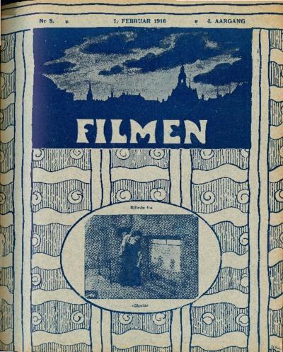 Filmen Nr. 8 - 4. AARGANG 1916 (67-78)