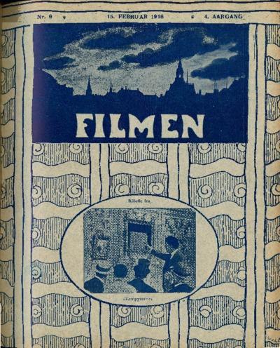 Filmen Nr. 9 - 4. AARGANG 1916 (79-86)
