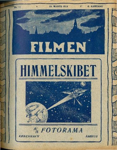 Filmen Nr. 11 - 6. AARGANG 1918 (105-116)