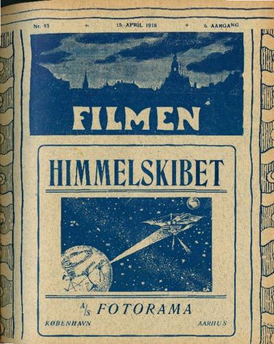 Filmen Nr. 13 - 6. AARGANG 1918 (129-136)