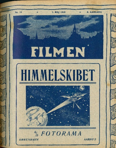 Filmen Nr. 14 - 6. AARGANG 1918 (137-148)