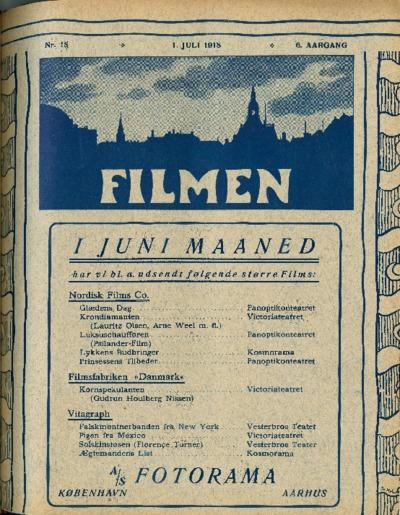 Filmen Nr. 18 - 6. AARGANG 1918 (177-188)