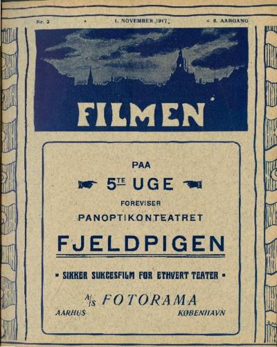 Filmen Nr. 2 - 6. AARGANG 1917 (13-24)