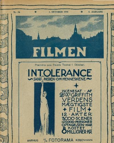 Filmen Nr. 24 - 6. AARGANG 1918 (261-272)