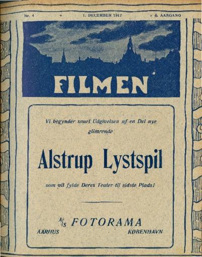 Filmen Nr. 4 - 6. AARGANG 1917 (37-48)