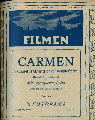 Filmen Nr. 7 - 6. AARGANG 1918 (69-76)