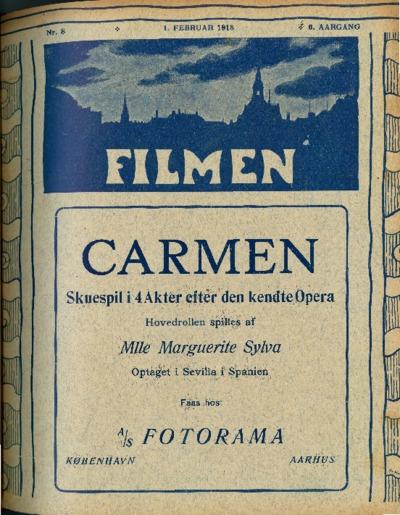 Filmen Nr. 8 - 6. AARGANG 1918 (77-84)