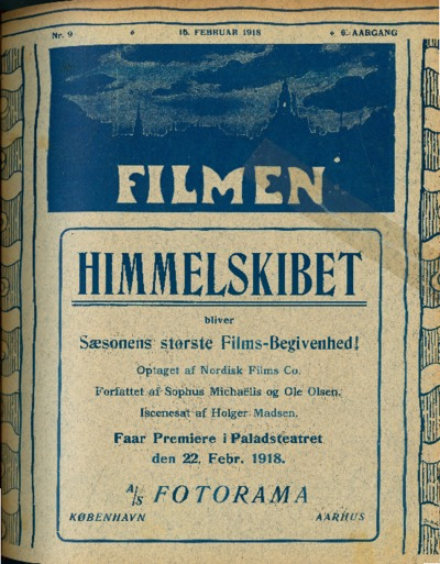 Filmen Nr. 9 - 6. AARGANG 1918 (85-96)