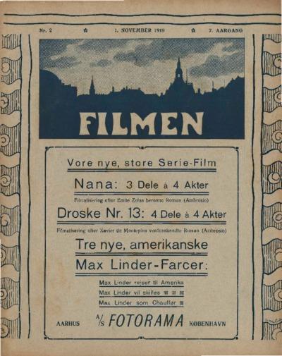 Filmen Nr. 2 - 7. AARGANG 1918 (13-24)