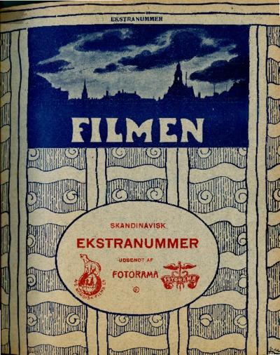 Filmen EKSTRA Nr. - 5. AARGANG 1917